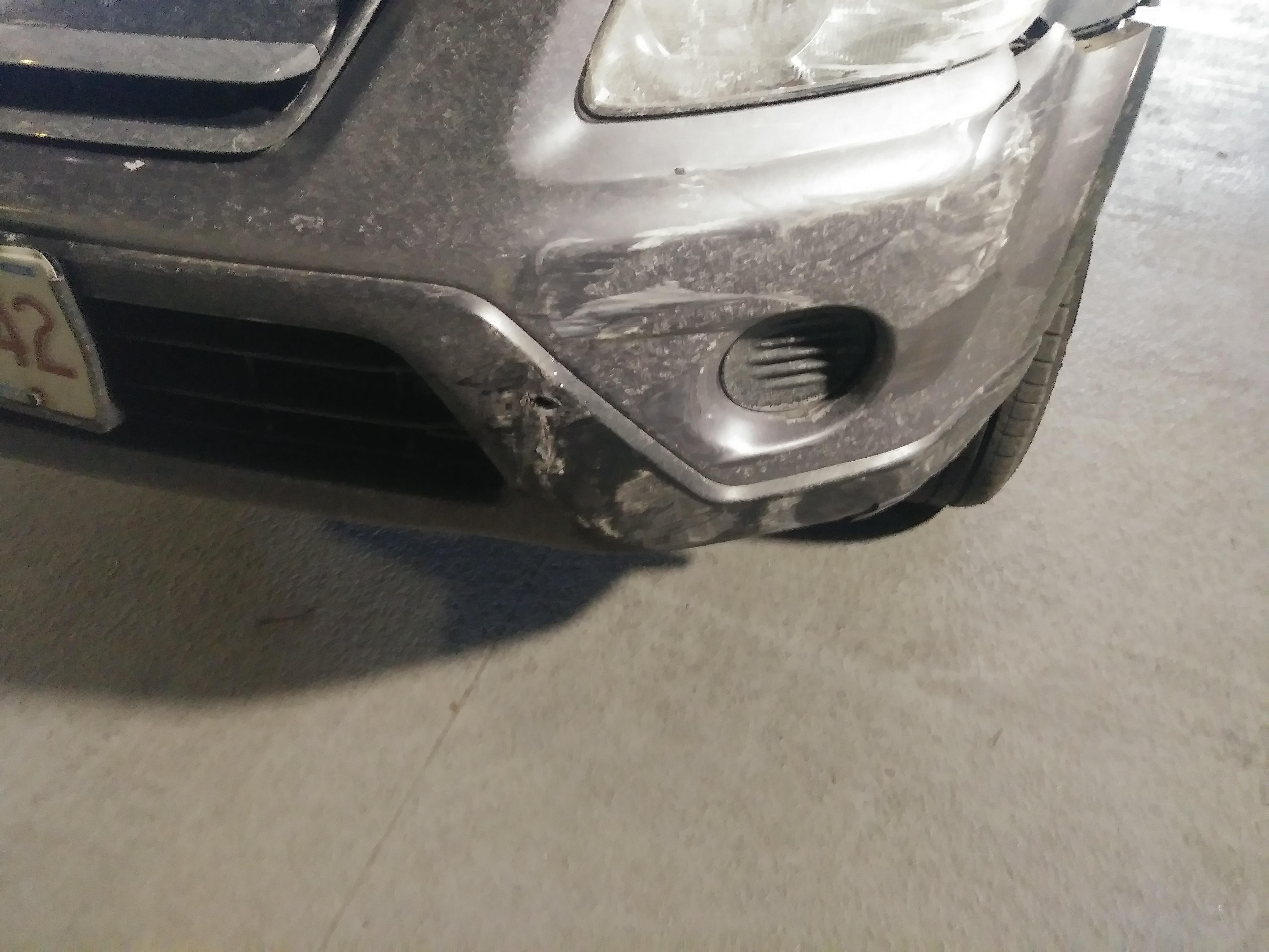 Car accident - No fault?!? Help