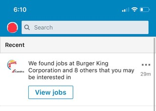 LinkedIn Recommendation Level: Savage