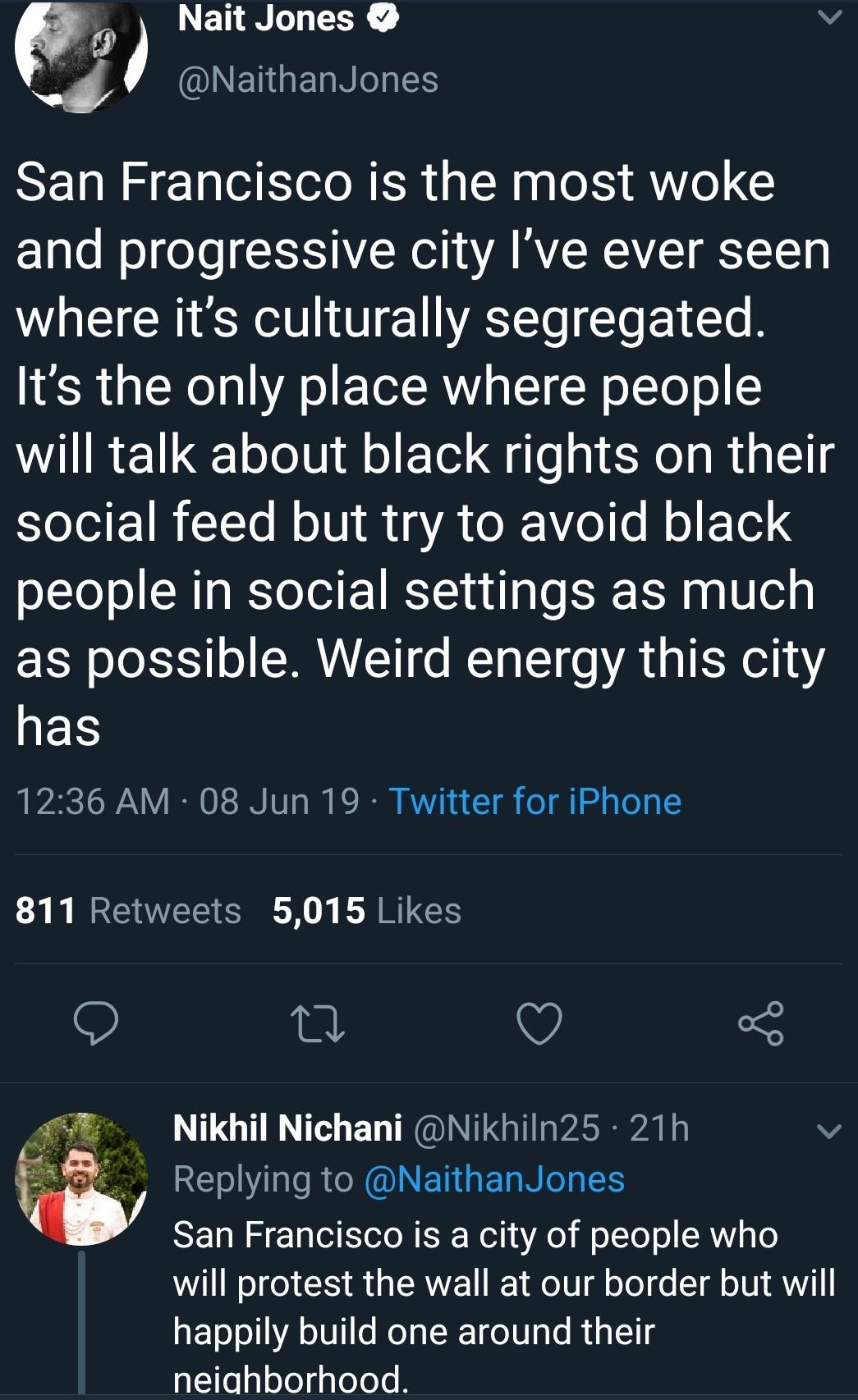 SF is a Fake Woke City