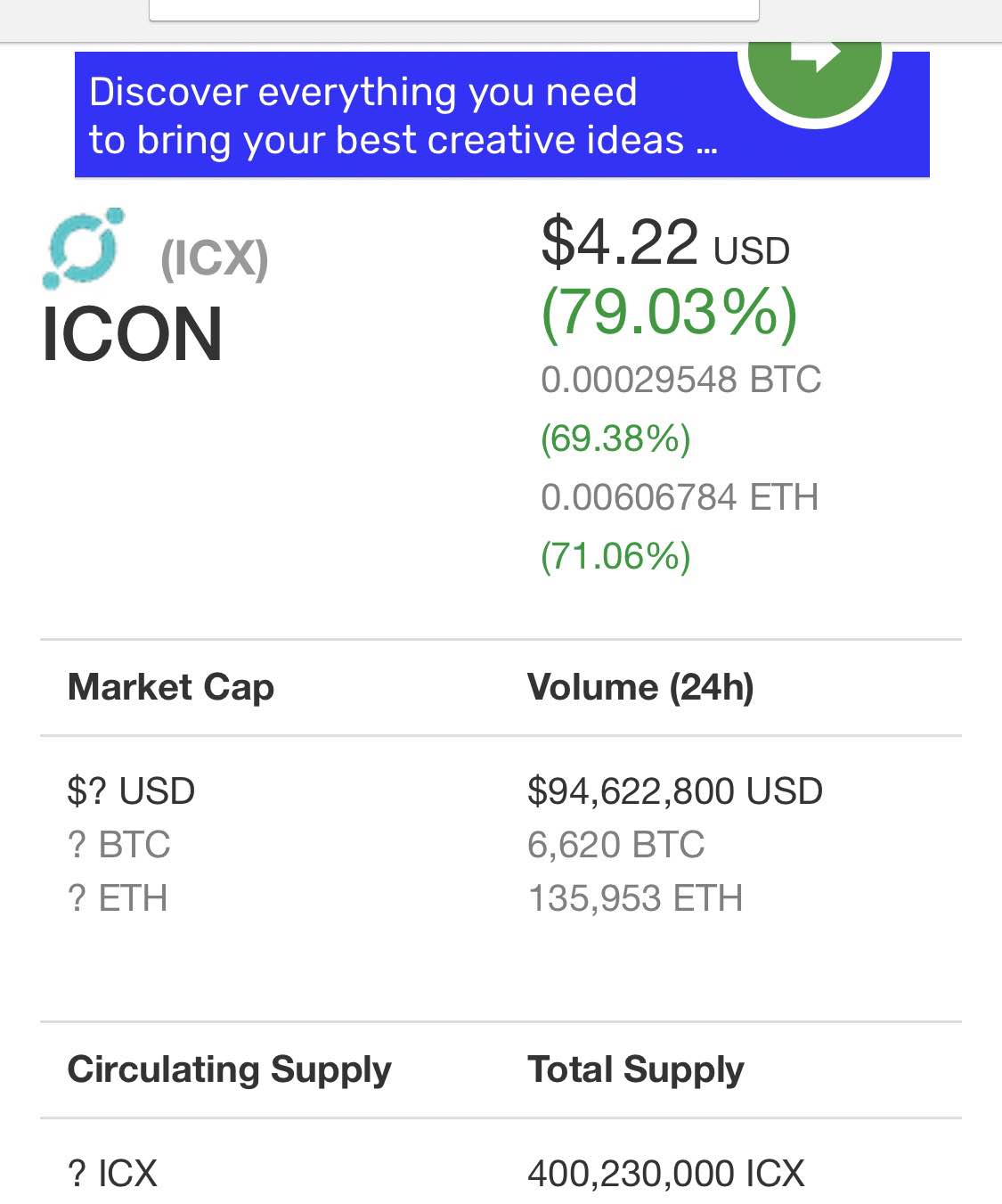 """Block$$$: Crypto """"watch"""" of the week - ICX"""