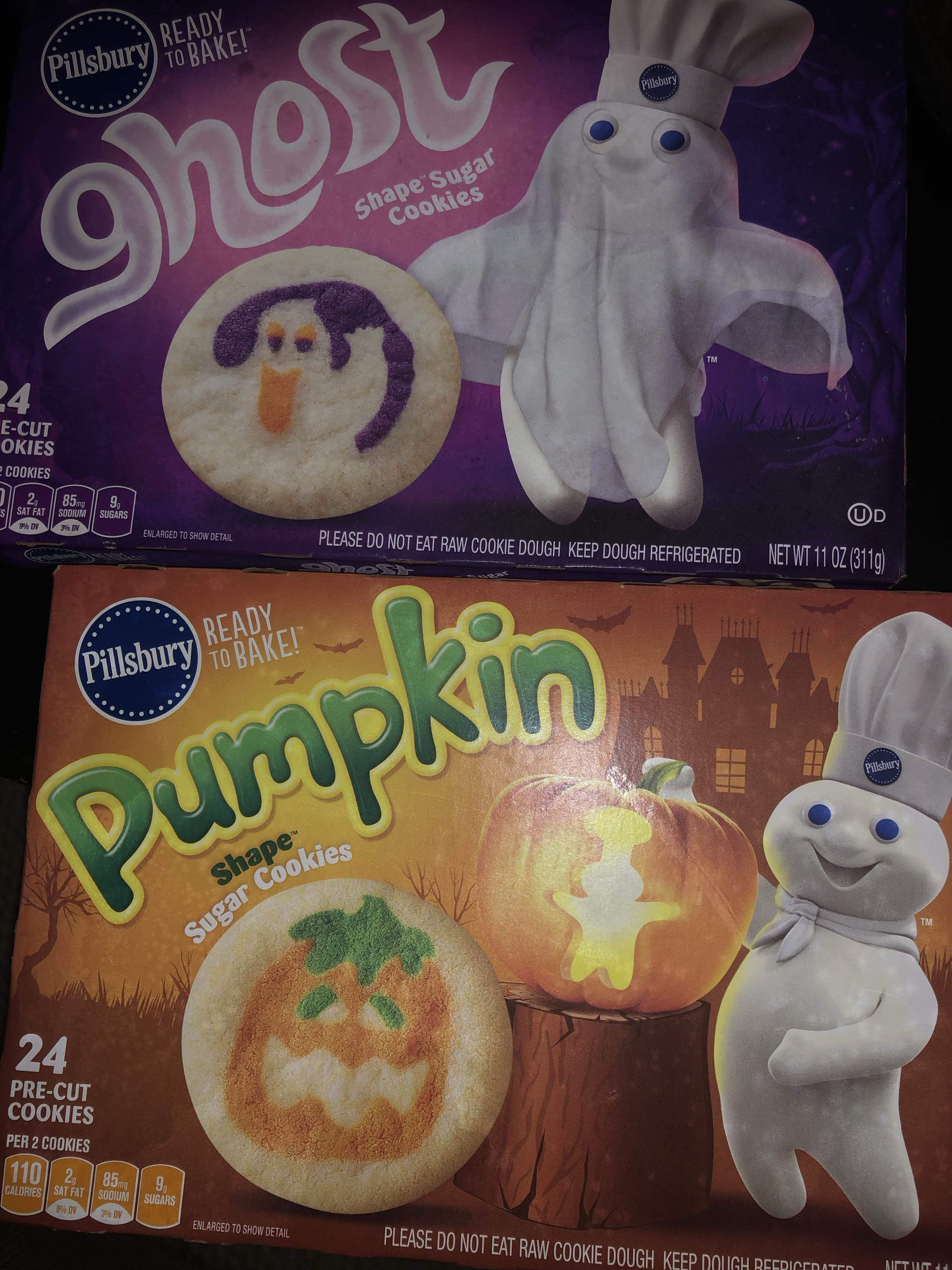 Ghost or Pumpkin