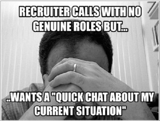 Recruiters...why?