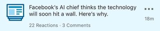 """What does """"hit a wall"""" mean in this context?"""
