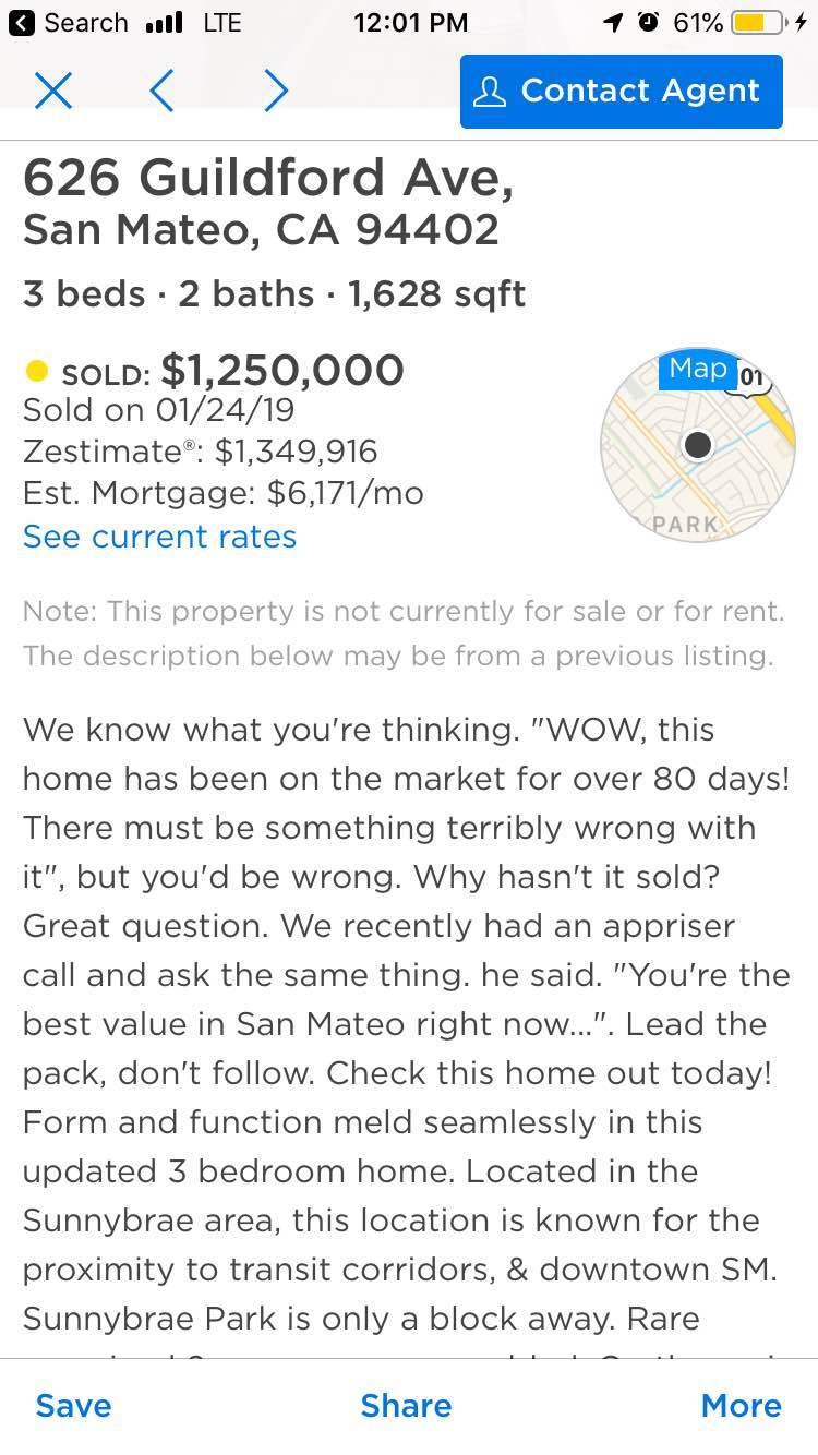 Sign of desperation in the sf bay housing market?