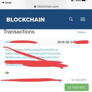 Money: Just bought $270k of Bitcoin yesterday.