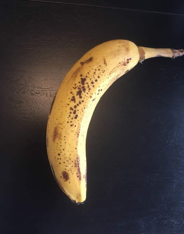 People of Amazon, is this banana safe to eat?