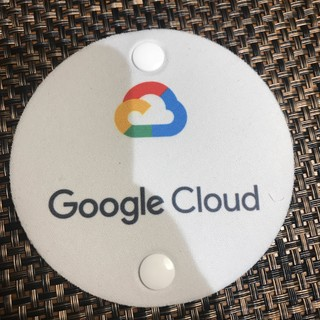 Google Cloud Swag