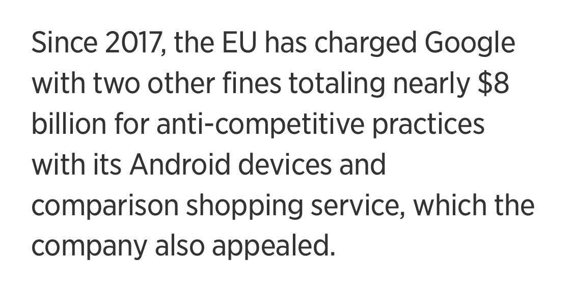 Another EU fine