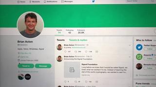 WhatsApp cofounder says #DeleteFacebook