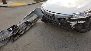 Car accident. Need help