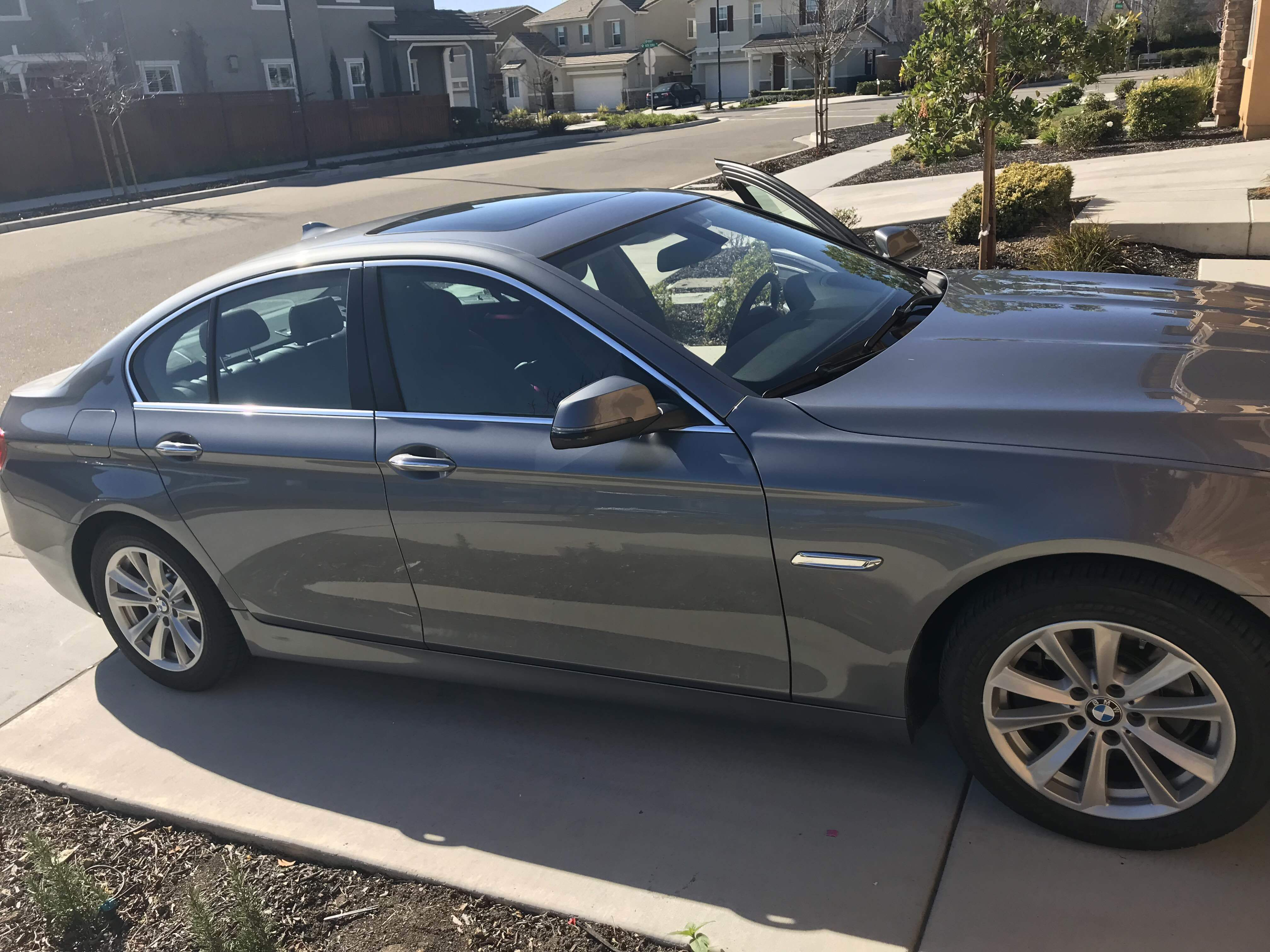 BMW 528i 2014 40,900 miles for sale