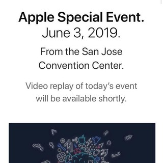 What's up with Apple Event keynote?