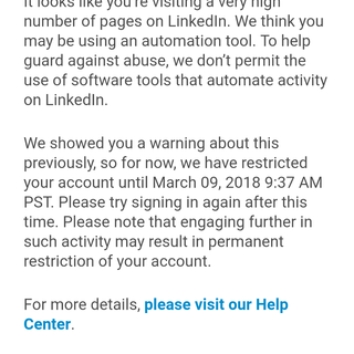 Why LinkedIn sucks as a product