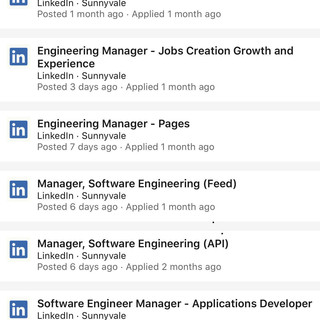 LinkedIn job postings confusion...