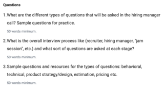 Product Manager interview prep @ Uber