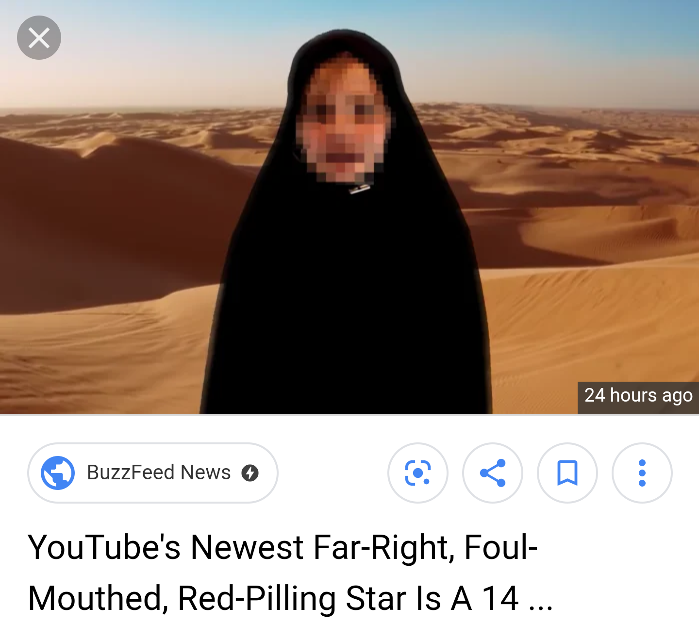 """Should Youtube Ban 14 year old Soph (""""red pill teen YT star"""")"""