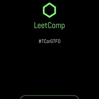 Which one of you is behind leetcomp.com